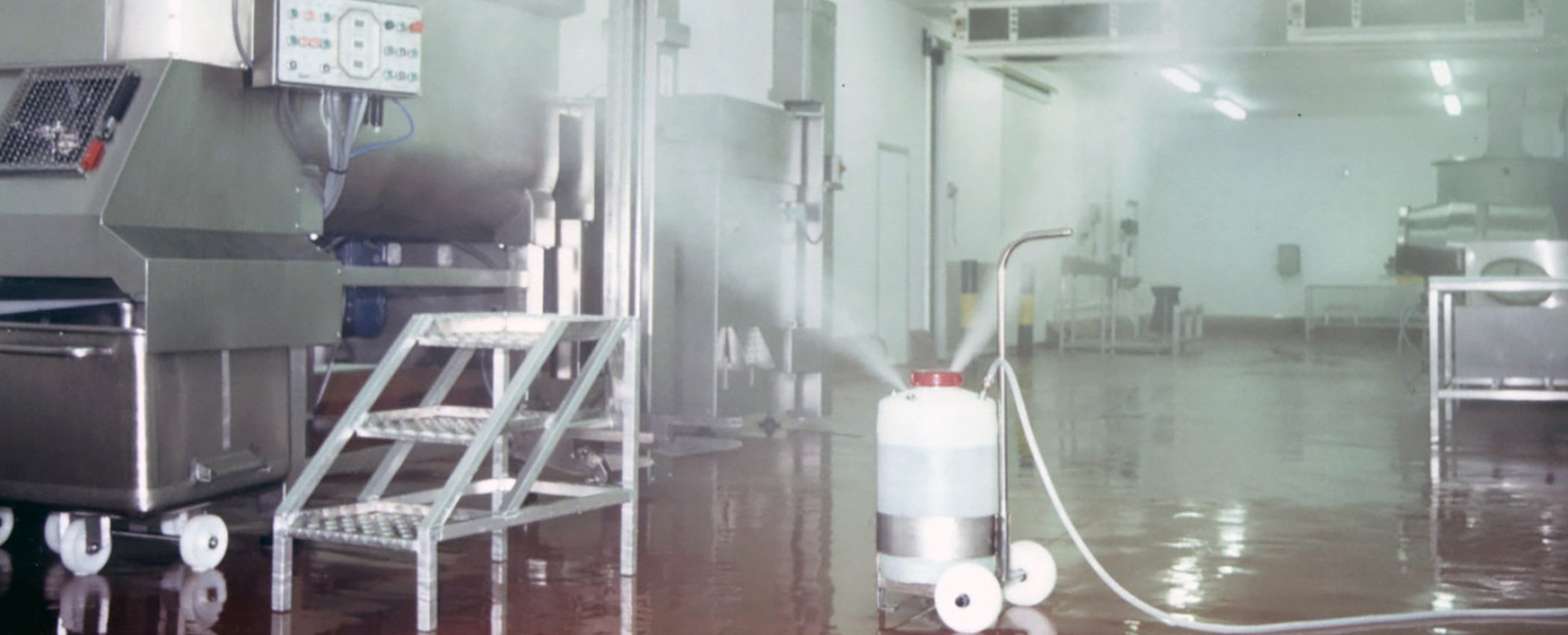 Aerial Disinfection and Fogging in Breweries | Holchem